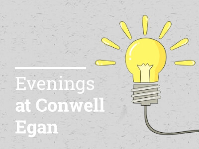 Evenings at Conwell-Egan