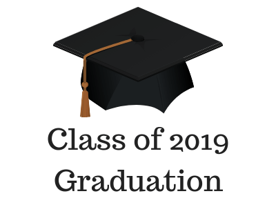 Commencement for the Class of 2019