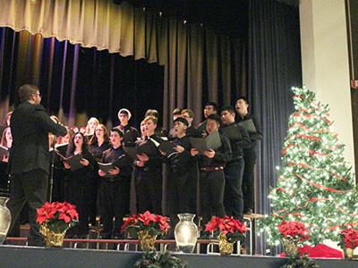 CEC Christmas Concert & Bonfire