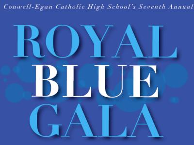 Royal Blue Gala
