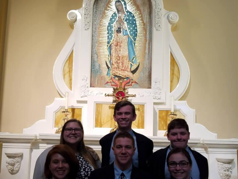 Enshrinement Mass for St. Katharine Drexel