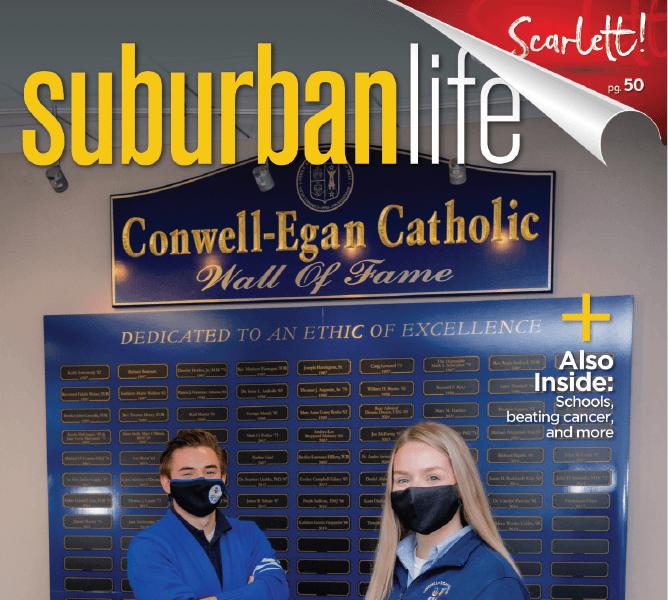 CEC Featured in October Issue of Suburban Life Magazine