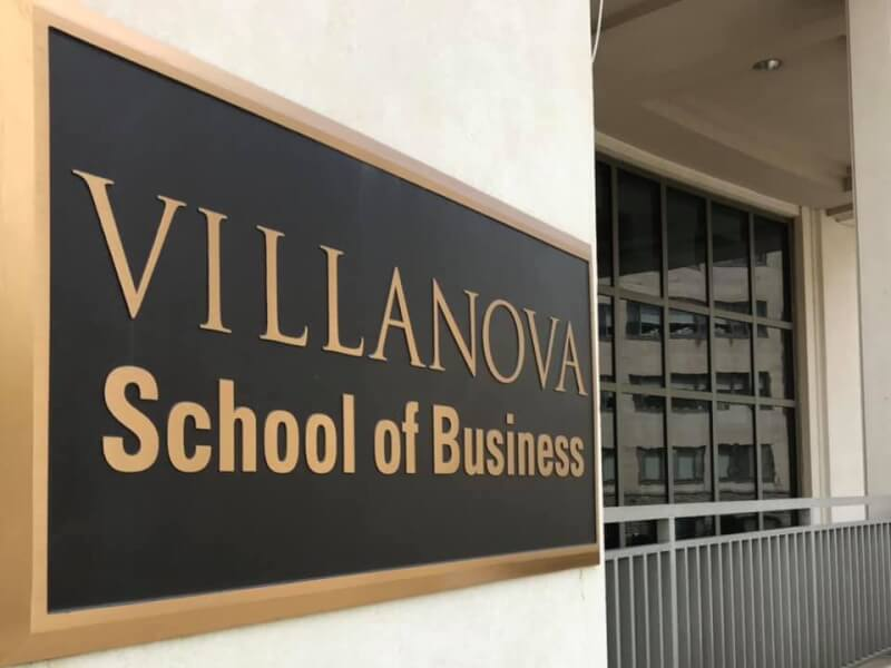 College Visit: Villanova University