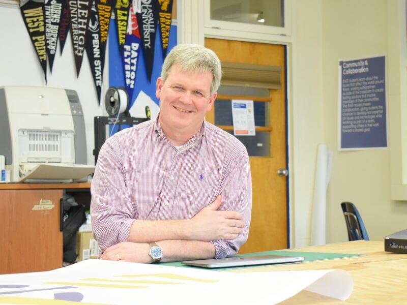 Teacher Feature: Josh Beauchamp