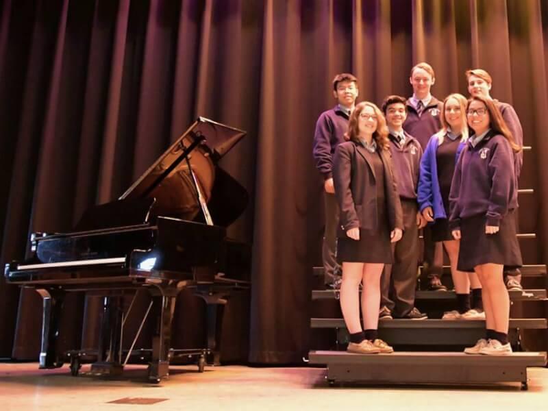 CEC All-Catholic Chorus Members