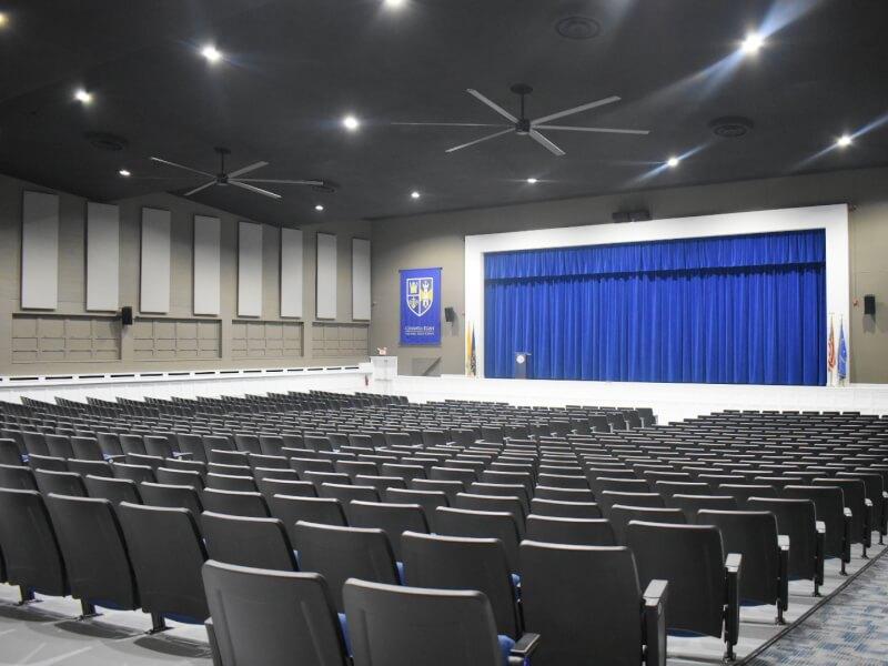 CEC Unveils Grace Danaher Performing Arts Center