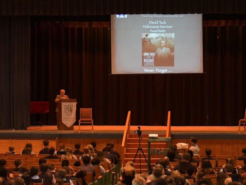 CSL: Holocaust Survivor Speaker