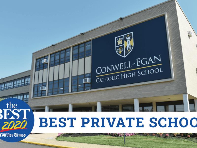 CEC Named Best Private School in Bucks County