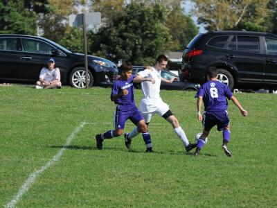 CEC Boys Soccer