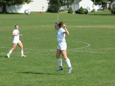 CEC Girls Soccer