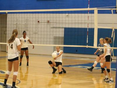 CEC Girls Volleyball