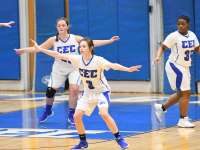 CEC Girls Basketball