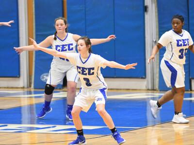 CEC Girls Basketball