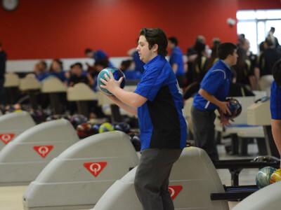 CEC Boys Bowling