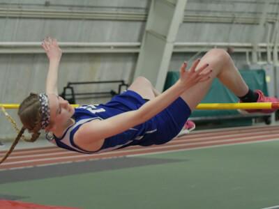 CEC Girls Indoor Track
