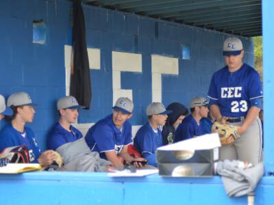 CEC Boys Baseball