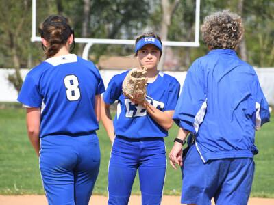 CEC Girls Softball