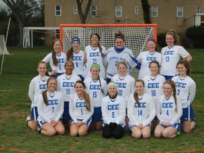 CEC Girls Lacrosse