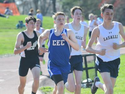CEC Boys Track