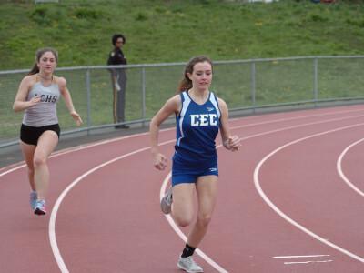 CEC Girls Track