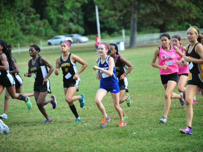 CEC Girls Cross Country